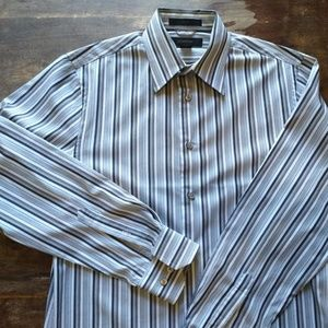 Express Men's Dress Shirt Size S